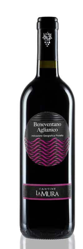 BENEVENTANO AGLIANICO IGP 12 VOL LT 0,75