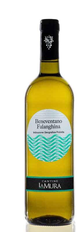 BENEVENTANO FALANGHINA IGP 12,5% VOL LT 0,75