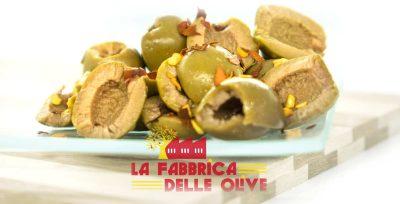 olive schiacciate e denocciolate condite siciliane g 300