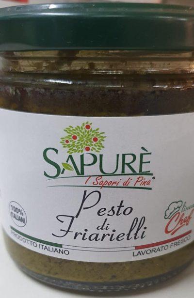 PESTO DI FRIARIELLI GR300