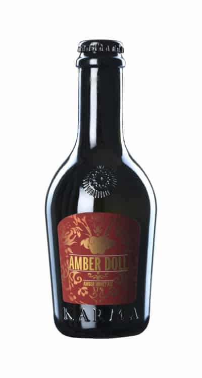 AMBER DOLL – HONEY AMBER ALE CL75